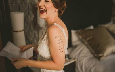 Getting ready wedding photographs – yes or no?