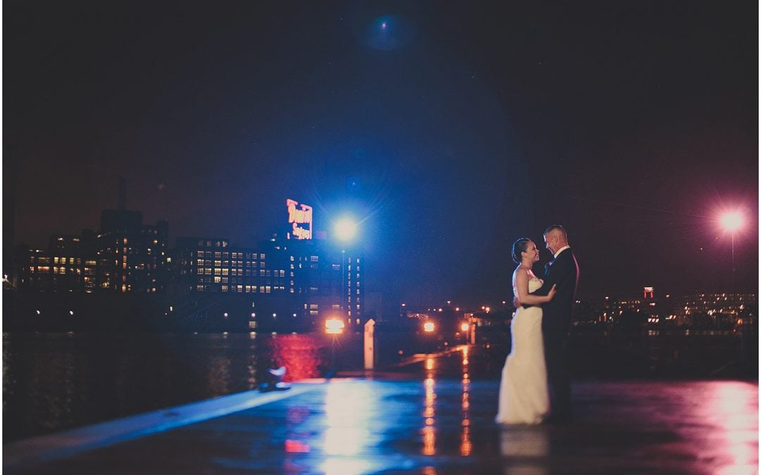 Karlyn + Alfred // Frederick Douglass-Isaac Myers Maritime Museum, Baltimore, Maryland