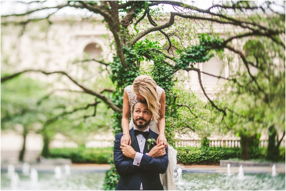 Katie + Nathan // Chicago, Bridgeport Art Center Wedding