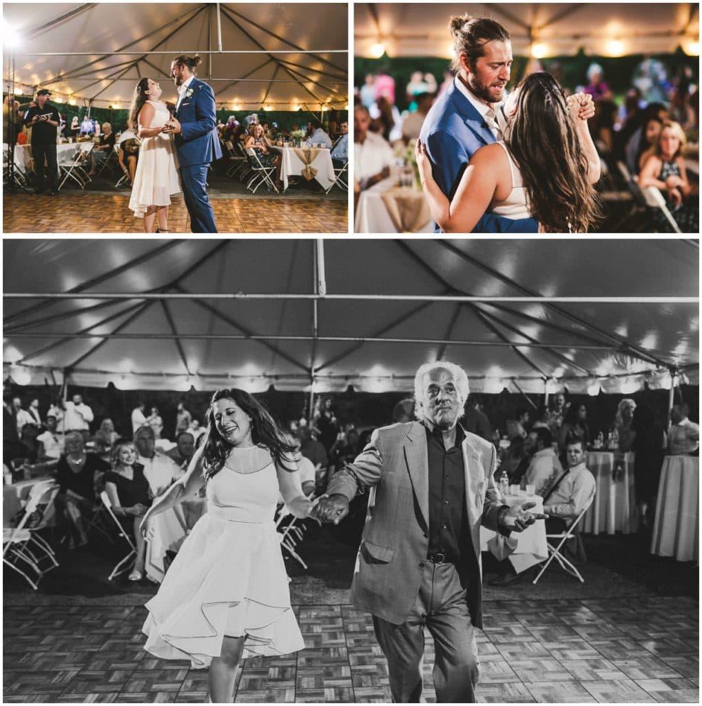 Riverwoods Illinois Backyard Summer Wedding This Is Feeling Photography