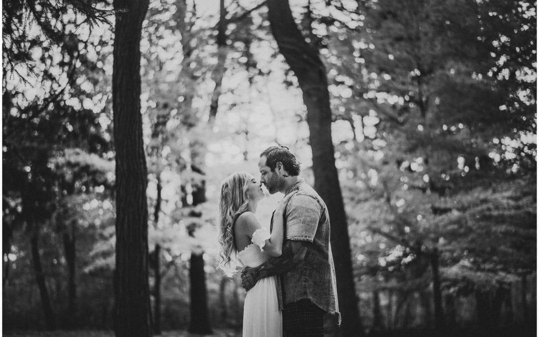 Kayla + P.J. – Fall Engagement Session