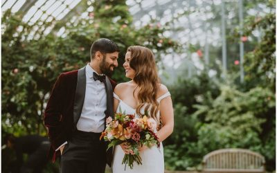 Patrice + Manav: An American-Indian Fusion Wedding